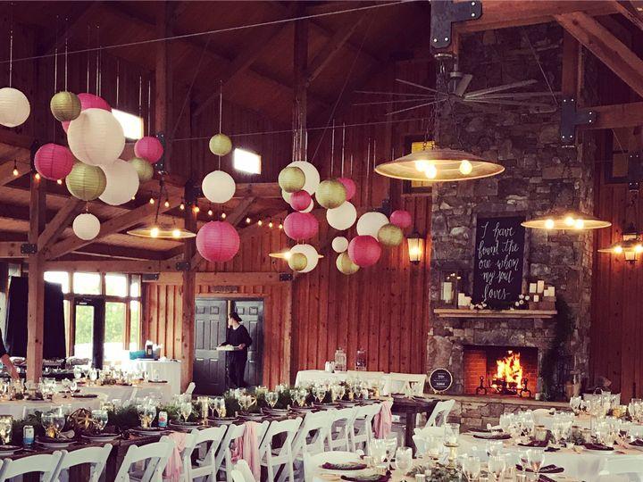 Tmx Venue Int Fp Hanging Lanterns 51 564606 162015822082531 Cleveland, GA wedding venue