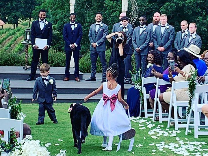 Tmx Venue Platform Vines Little Girl With Dog 51 564606 162015805426520 Cleveland, GA wedding venue