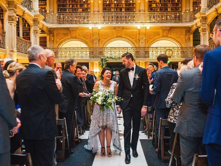 Tmx 1504625517609 Adibephotography Georgepeabodylibraywedding 38 Baltimore, MD wedding florist