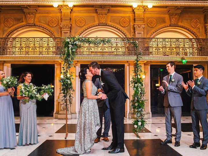 Tmx 1504625529820 Adibephotography Georgepeabodylibraywedding 37 Baltimore, MD wedding florist