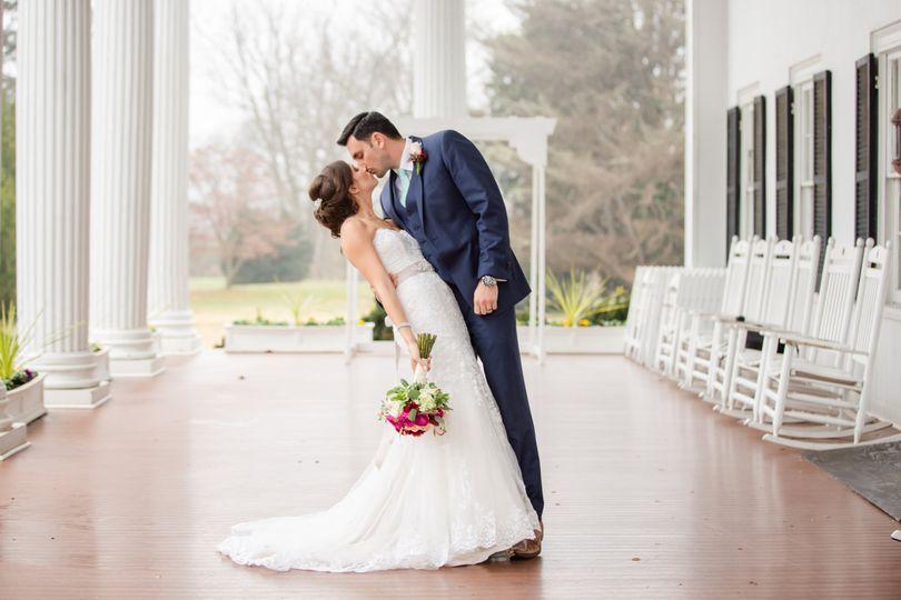 Rosemont Manor Wedding