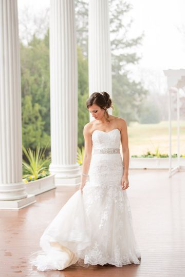 Beautiful Alfred Angelo Dress