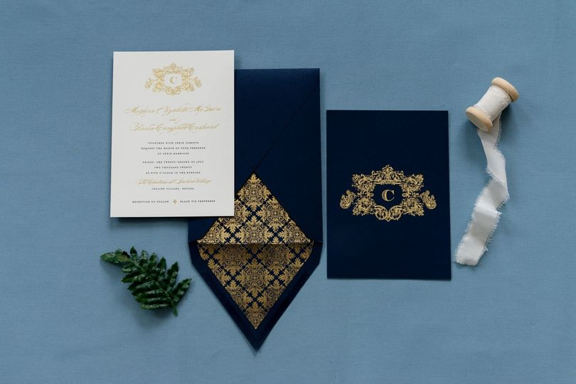 engaging papers invitations jersey city nj weddingwire