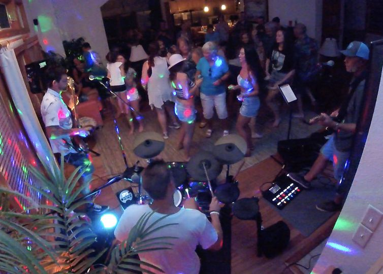 Private house party in Rodanthe, NC. July 25th, 2018