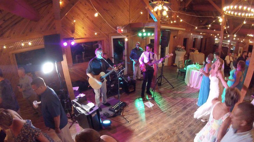 Wedding: Kitty Hawk Pier, June 15, 2018.