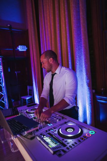 DJ Luke Frutig