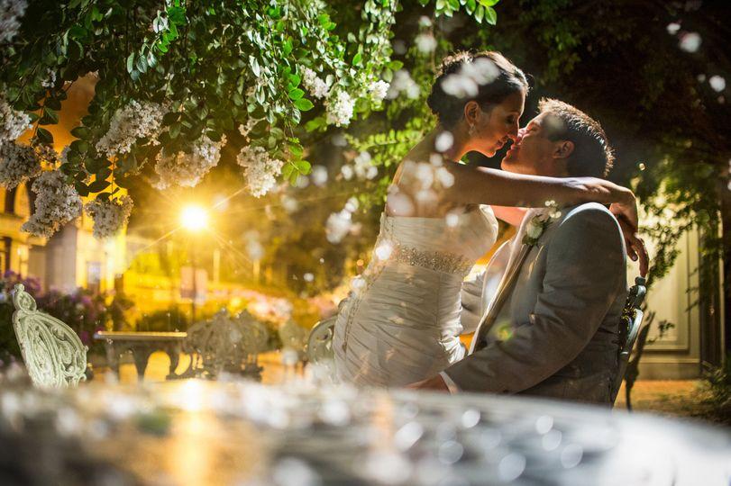 The kiss - Bradley Images, inc.