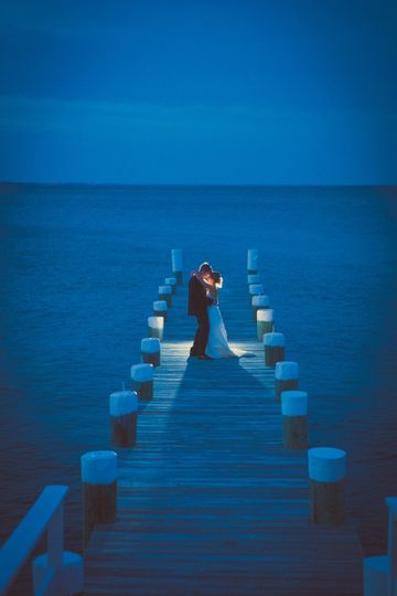 On the jetty - Bradley Images, inc.