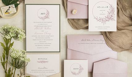 Aly Am Paperie Invitations & Gifts 1