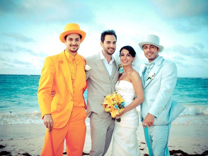 Tmx 1421171324627 Bridal Party Mizzi Wedding Garden City, NY wedding travel