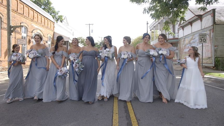 Guillory Bridesmaids