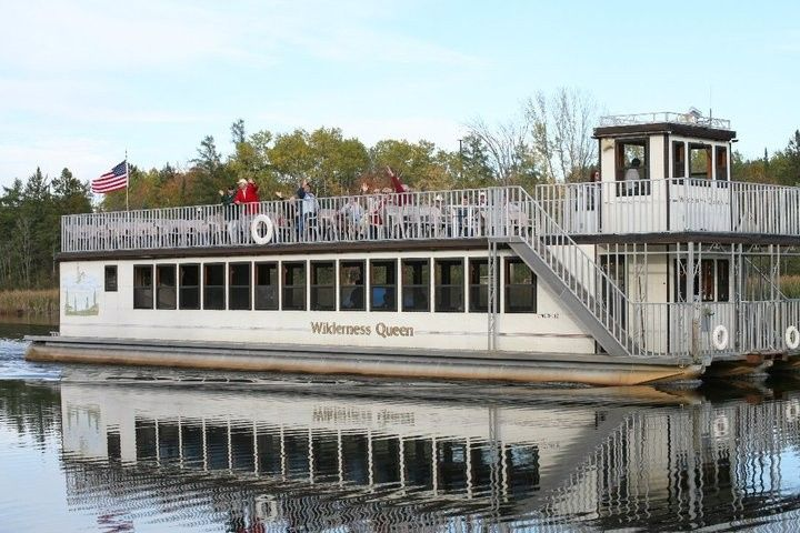 Outlook of Wisconsin River Cruises