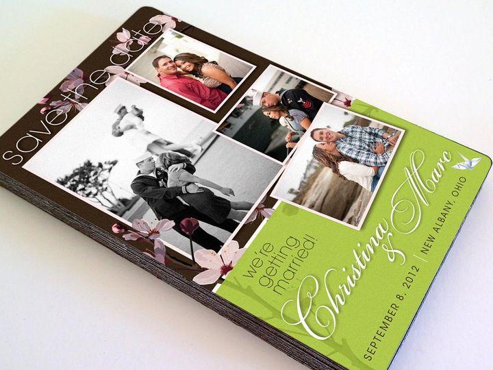 Tmx 1342492629421 Weddingmagnetchristinamarc Chula Vista wedding invitation