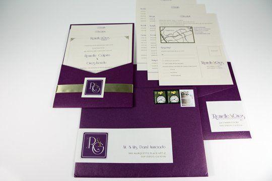 Tmx 1342494446887 Weddingsrengreg1 Chula Vista wedding invitation