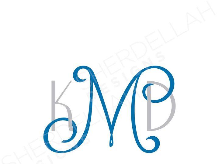 Tmx 1342771199376 Weddinglogoskarenduane1wm Chula Vista wedding invitation