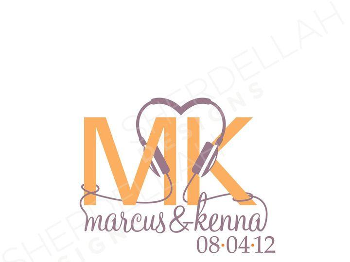 Tmx 1342771270782 Weddinglogoskennamarcus1wm Chula Vista wedding invitation