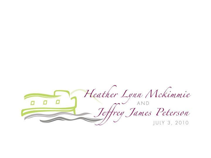 Tmx 1342771517609 Weddinglogosheatherjeff Chula Vista wedding invitation