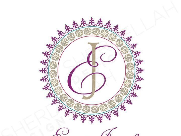 Tmx 1342771664368 Weddinglogosjrerin1 Chula Vista wedding invitation