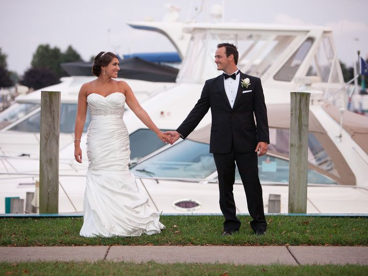 Tmx 1381853073131 Boatsbehindcouple Harrison Township, MI wedding venue