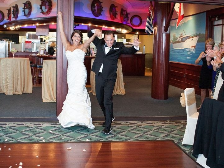 Tmx 1381853268320 Couplesentrance2 Harrison Township, MI wedding venue