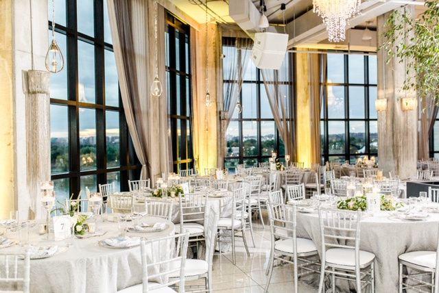 Main Dining Room Wedding