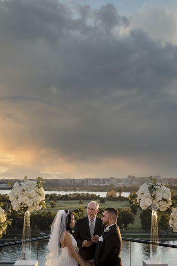 Penthouse: Portico Ceremony