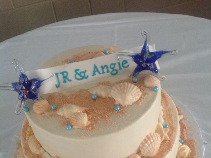 Tmx 1415585558467 Img3591 Adrian wedding cake