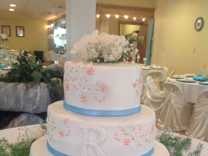 Tmx 1415585573796 Img3649 Adrian wedding cake