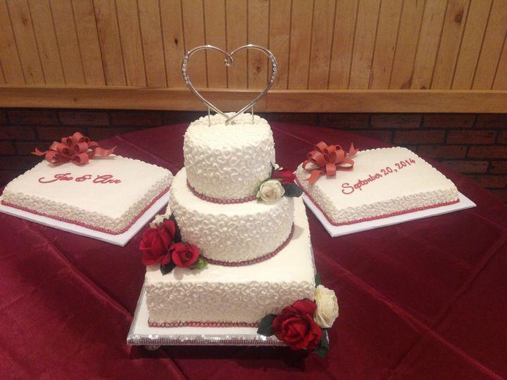 Tmx 1415585589483 Img3692 Adrian wedding cake