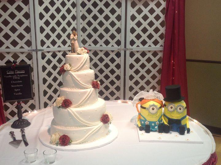 Tmx 1415585608869 Img3711 Adrian wedding cake