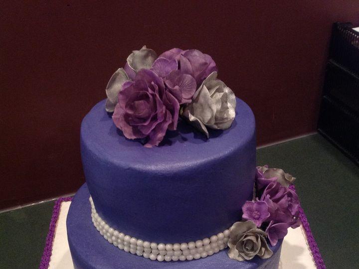 Tmx 1415585932498 Img3359 Adrian wedding cake