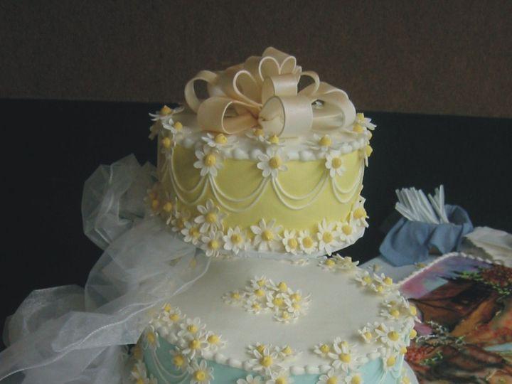 Tmx 1415586040389 Daisy Themefloating Tier Stand Adrian wedding cake
