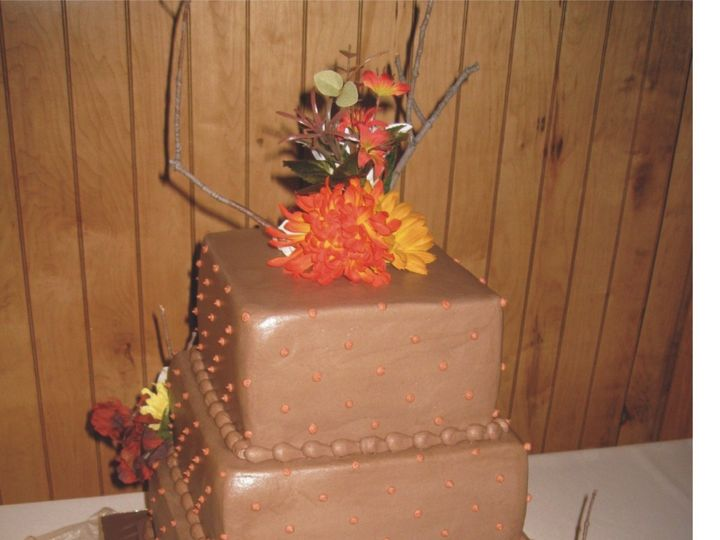 Tmx 1415586046774 Fall Theme Adrian wedding cake