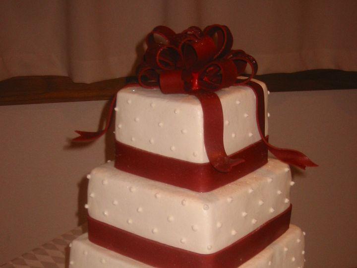 Tmx 1415586082113 Img0247a Adrian wedding cake