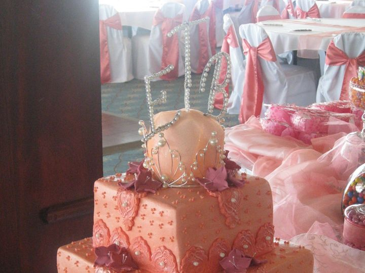 Tmx 1415586117130 Img0538 Adrian wedding cake