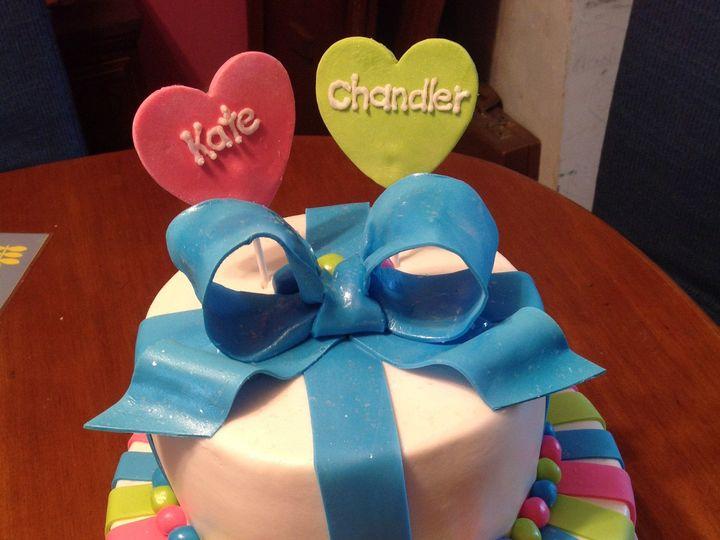 Tmx 1415586156667 Img1364 Adrian wedding cake