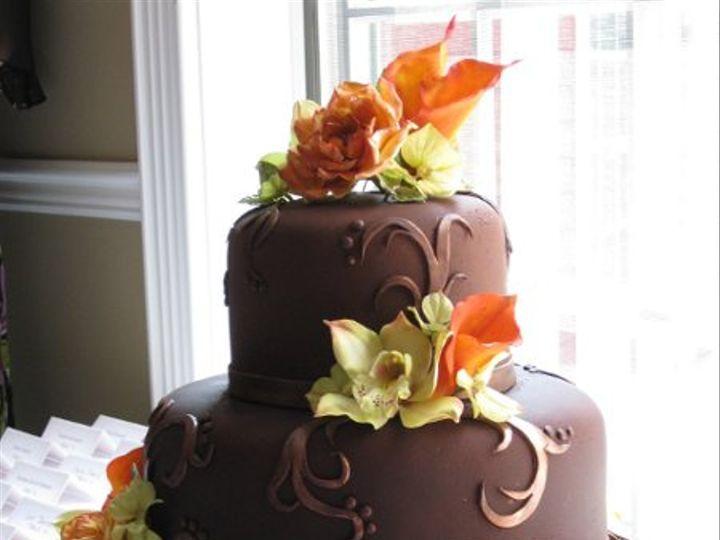 Tmx 1242681127643 IMG0032 Spring Mills wedding cake