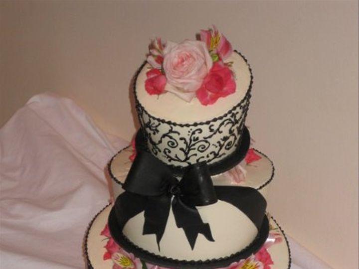 Tmx 1242681721518 IMG0154 Spring Mills wedding cake