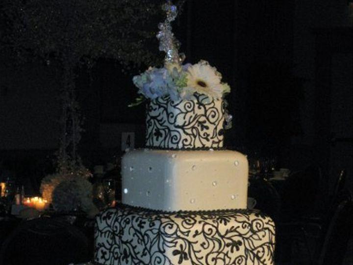 Tmx 1330535592998 NYE20111749 Spring Mills wedding cake