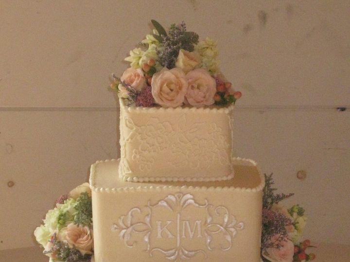 Tmx 1415588770759 Matts Wedding Cake Spring Mills wedding cake