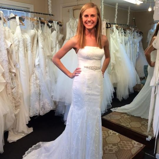 Bridal Bliss Dress Attire Birmingham Al Weddingwire