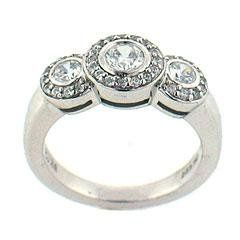 We have a wide collection of uniaque and beautiful Engagement, Anniversary and eternity rings!!!