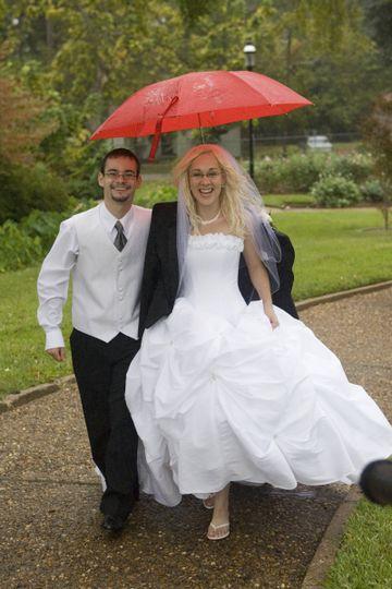 jesse and bride