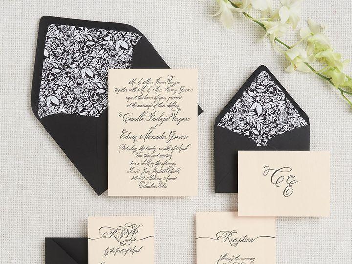 Tmx 1489594234985 Loveletter2 Chicago wedding invitation