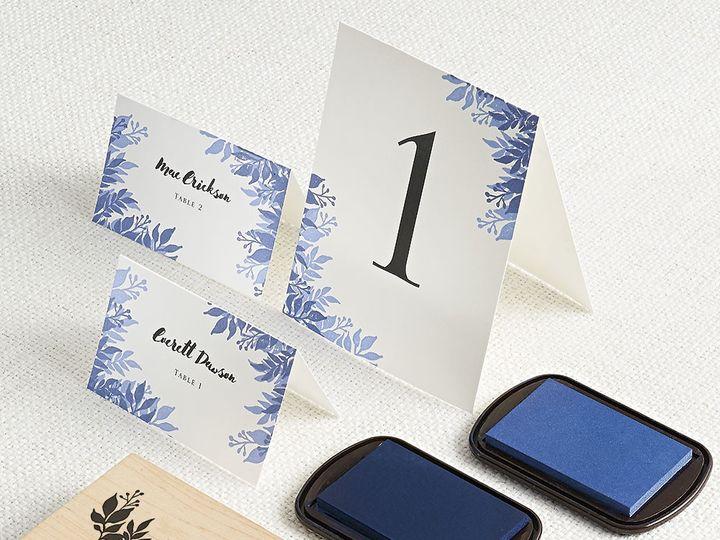 Tmx 1489598444976 Indigotrellisdiy Chicago wedding invitation
