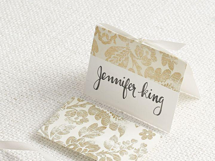 Tmx 1489599094910 Topiarydiy Chicago wedding invitation