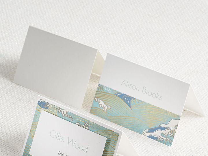 Tmx 1489599121565 Wavesdiy Chicago wedding invitation