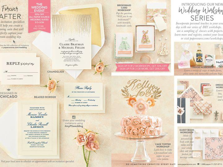 Tmx 1489606934211 031317catp30 Chicago wedding invitation