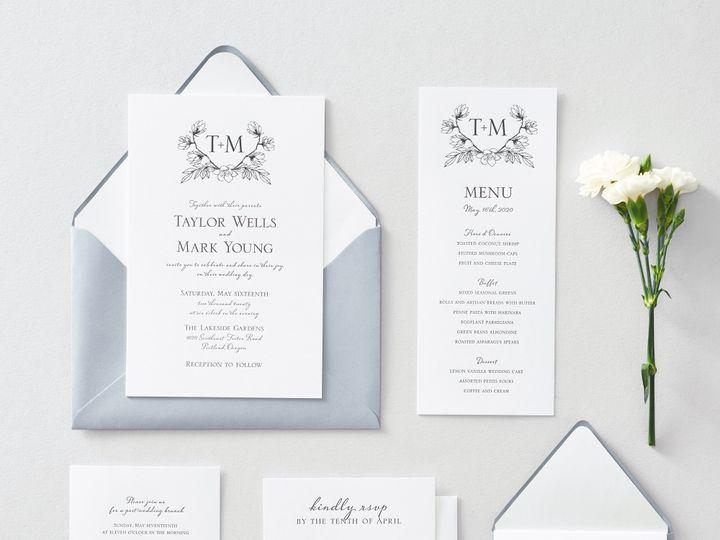 Tmx Floralcrest 3 51 26706 Chicago wedding invitation