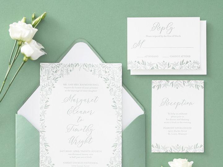 Tmx Letterpressgarden 2 51 26706 Chicago wedding invitation